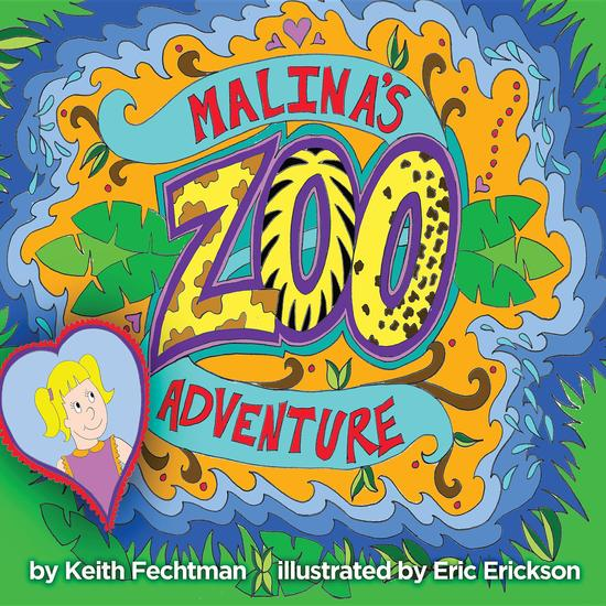 Malina's Zoo Adventure - cover