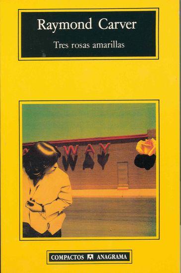Tres Rosas Amarillas - cover