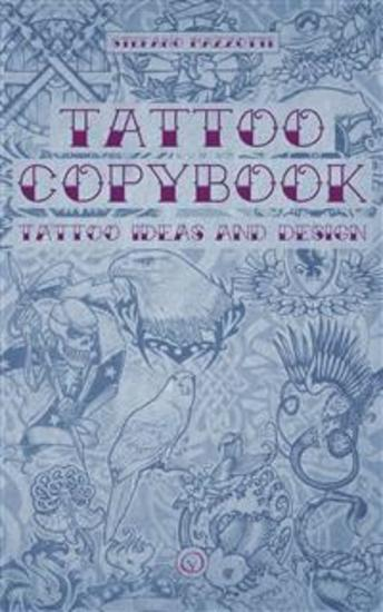 TATTOO Copybook - Tattoo ideas and design - cover