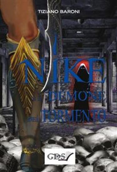 Nike & il demone del tormento - cover