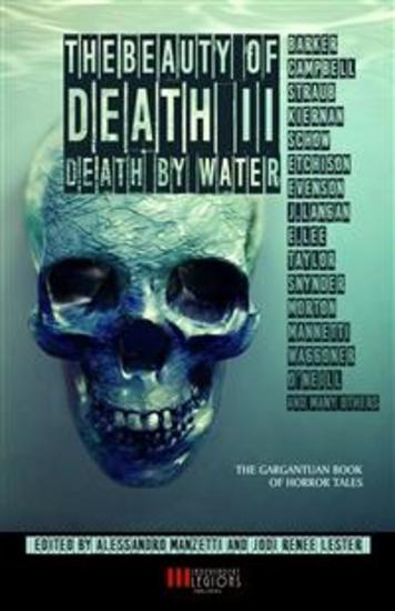 The Beauty of Death Vol2 - Death by Water - The Gargantuan Book of Horror Tales - cover