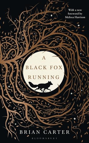 A Black Fox Running - cover