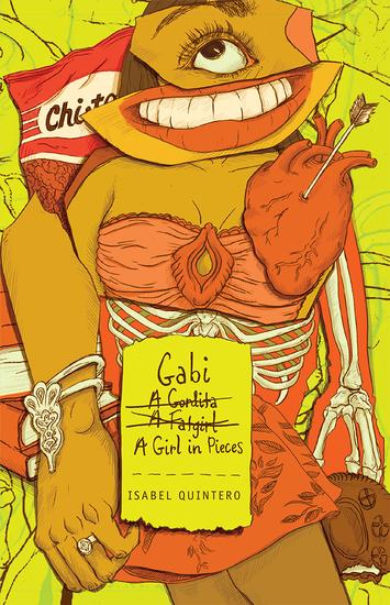 Gabi a Girl in Pieces - cover