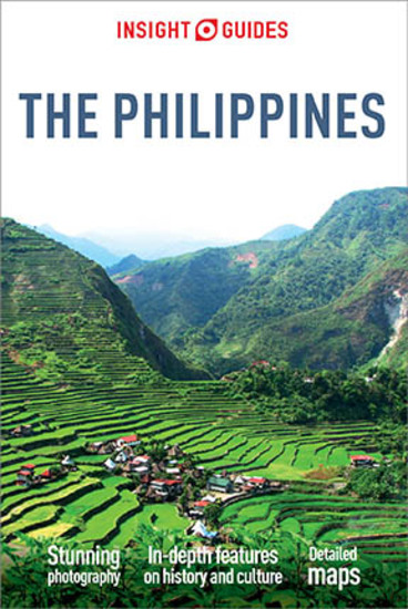 Insight Guides Philippines (Travel Guide with Free eBook) - cover