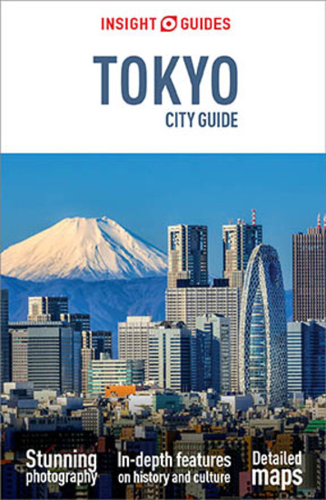 Insight Guides City Guide Tokyo (Travel Guide eBook) - cover