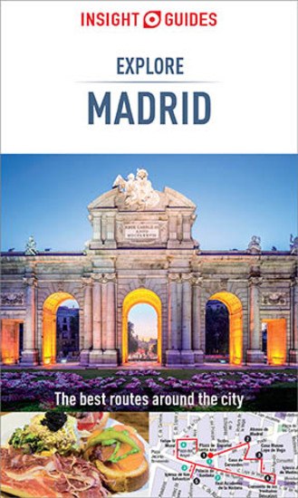 Insight Guides Explore Madrid (Travel Guide eBook) - cover