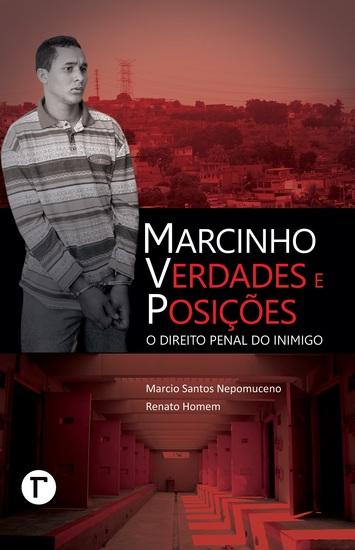 Marcinho VP: Verdades e Posições - O Direito Penal do Inimigo - cover