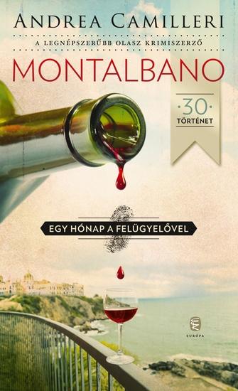 Montalbano - Egy hónap a felügyelővel - cover