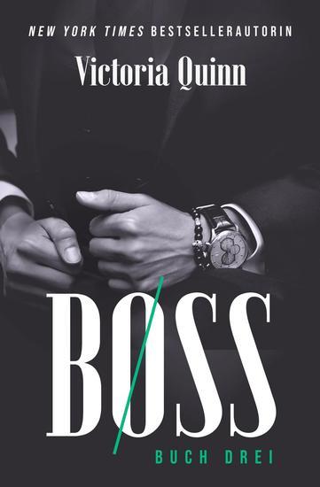 Boss Buch Drei - Boss #3 - cover