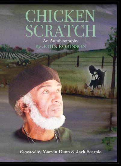 Chicken scratch - cover