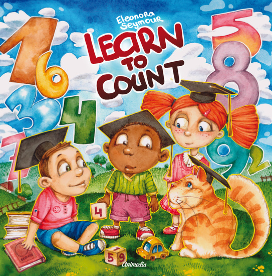 Learn to Count - cover
