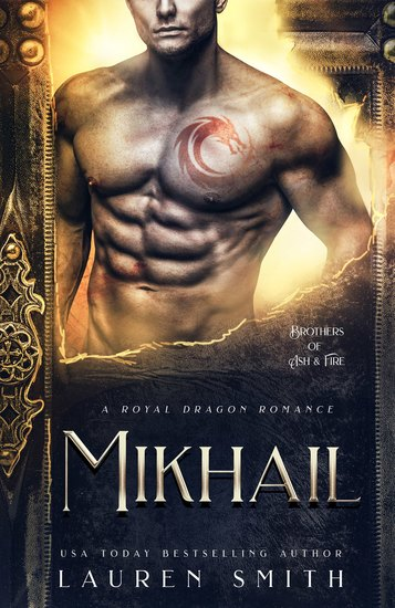 Mikhail - A Royal Dragon Romance - cover