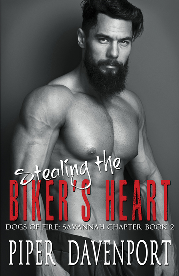 Stealing the Biker's Heart - cover