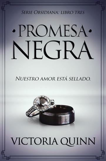 Promesa negra - Obsidiana #3 - cover