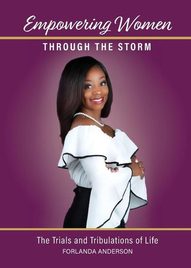Empowering Women through the Storm - The trials and tribulations of life - cover