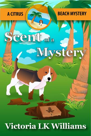 Scent of a Mystery - Citrus Beach Mysteries #2 - cover