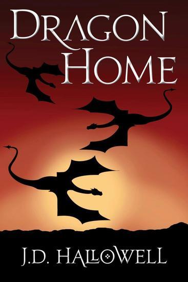Dragon Home - Legion of Riders - cover