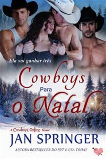 Cowboys Para O Natal - cover