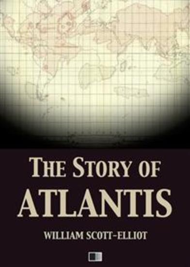 The story of Atlantis - cover