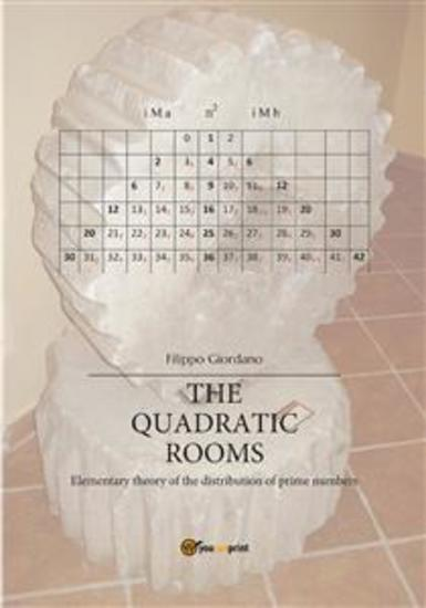The quadratic rooms Elementary theory of the distribution of prime numbers - cover
