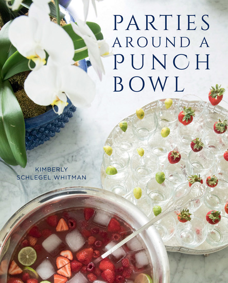 Parties Around a Punch Bowl - cover