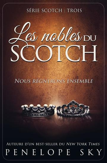 Les nobles du scotch - Scotch #3 - cover