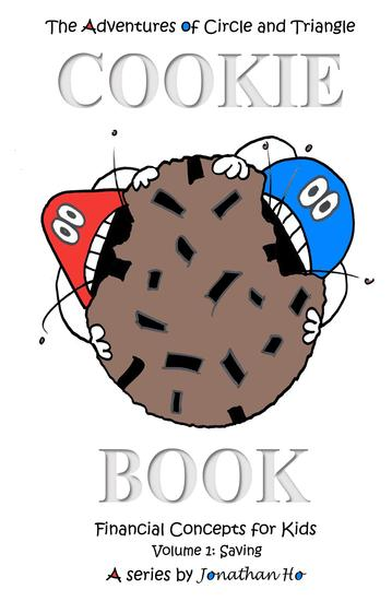 Cookie Book - Financial Concepts for Kids - Saving - cover