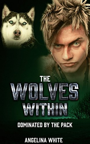 The Wolves Within: Paranormal BBW BWWM Shifter Romance - cover