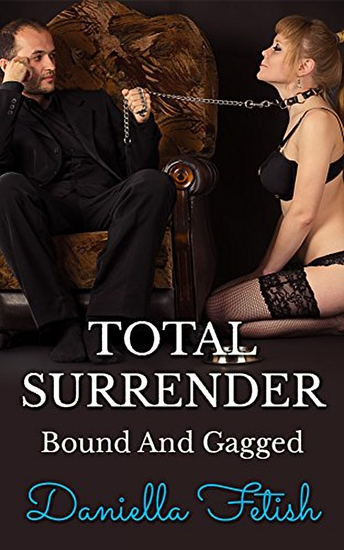 Total Surrender - Bound And Gagged - cover