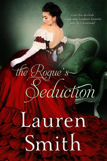 The Rogue's Seduction - The Seduction Series #3 - cover