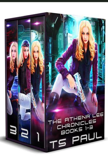 Chronicles of Athena Lee Collection #1 - cover