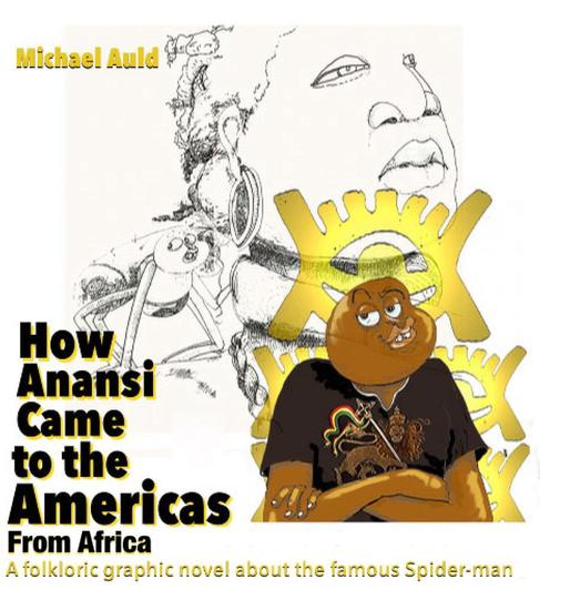 How Anansi Came to the Americas from Africa - cover