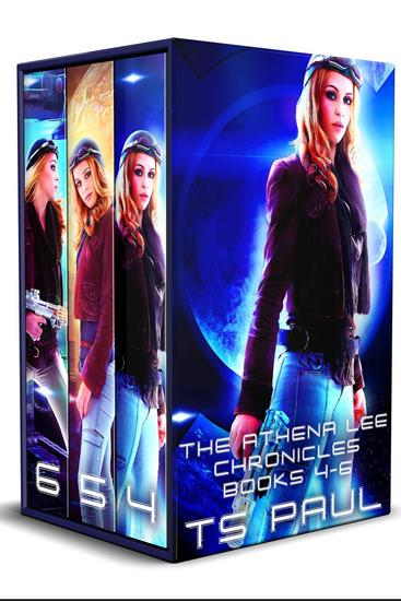Chronicles of Athena Lee Collection #2 - cover