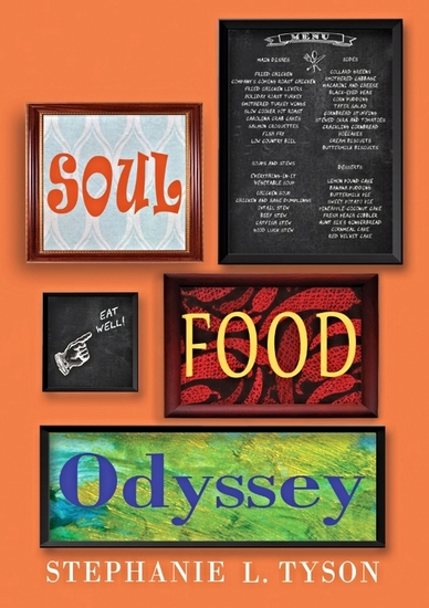 Soul Food Odyssey - cover