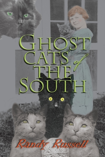 Ghost Cats of the South - cover