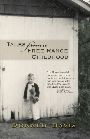 Tales from a Free-Range Childhood - cover