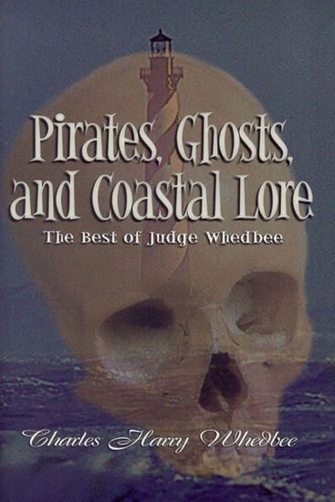 Pirates Ghosts and Coastal Lore - cover