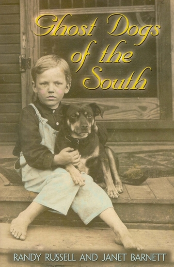 Ghost Dogs of the South - cover