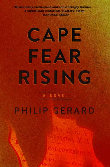 Cape Fear Rising - cover