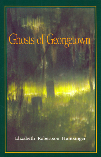 Ghosts of Georgetown - cover