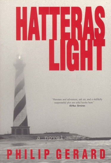 Hatteras Light - A Novel - cover