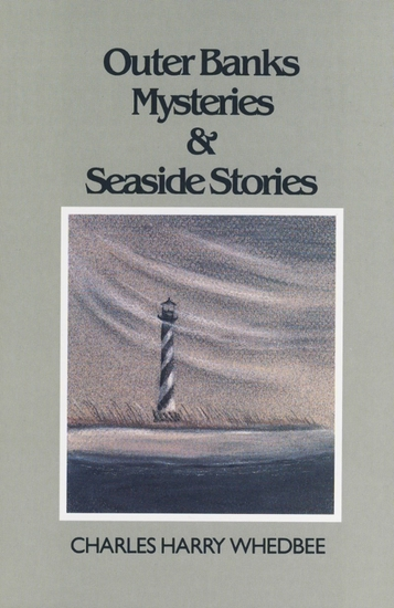 Outer Banks Mysteries and Seaside Stories - cover
