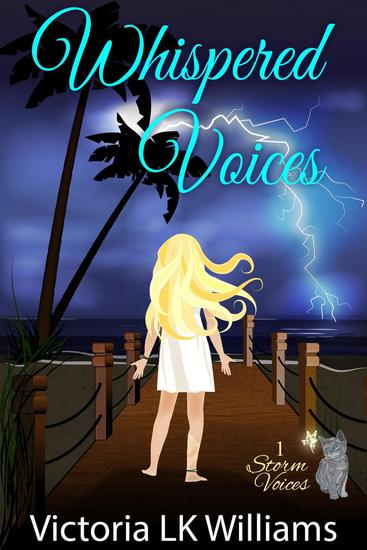 Whispered Voices - Storm Voices #1 - cover