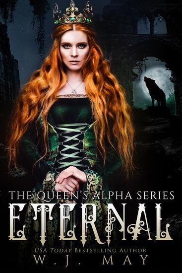 Eternal - The Queen's Alpha Series #1 - cover