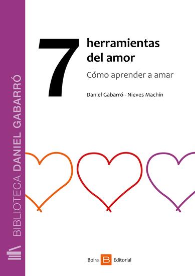 7 herramientas del amor - Cómo aprender a amar - cover