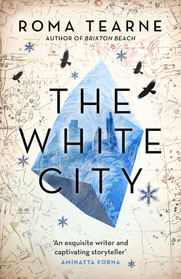 The White City - cover