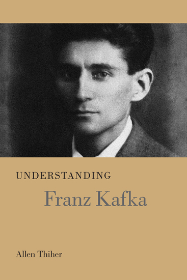 Understanding Franz Kafka - cover