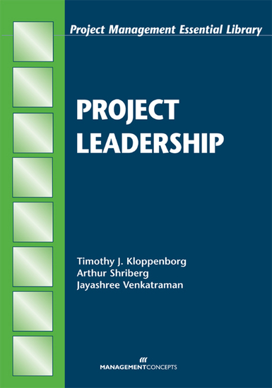 Project Leadership - cover