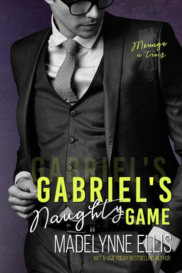 Gabriel's Naughty Game - cover