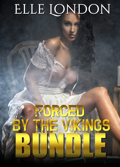 Forced By The Vikings: Bundle - cover